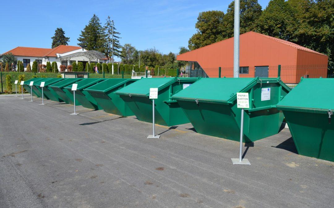 Prvo reciklažno dvorište otvorilo vrata građanima